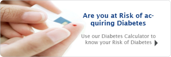 Diabetes Calculator